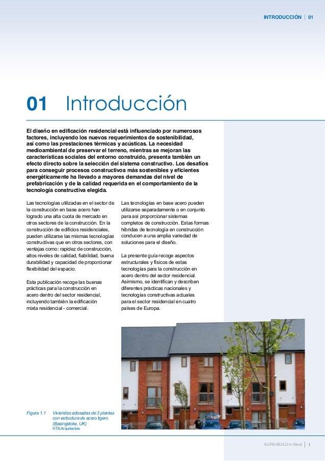Buenas prácticas para la Construcción en Acero - Edificación Residencial Slide 3