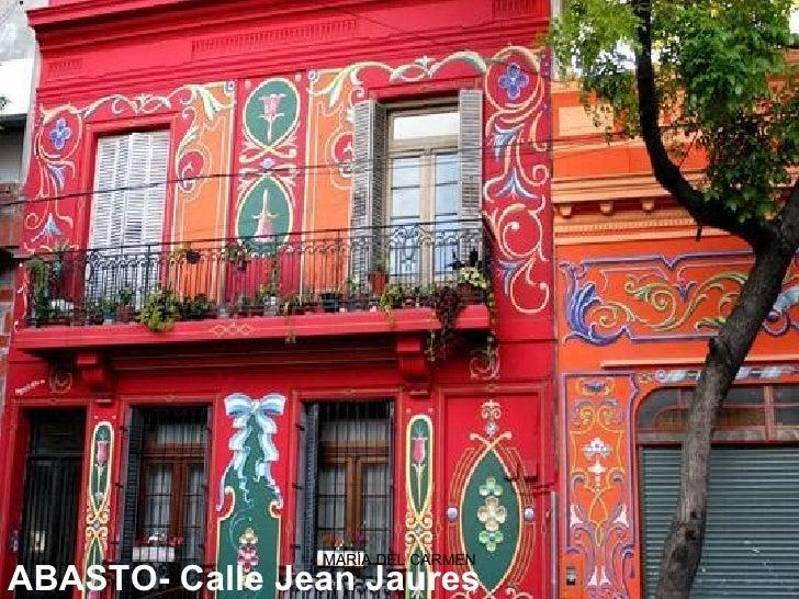 ABASTO-Calle Jean Jaures