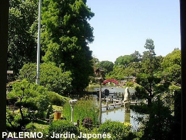 PALERMO - Jardín Japonés
