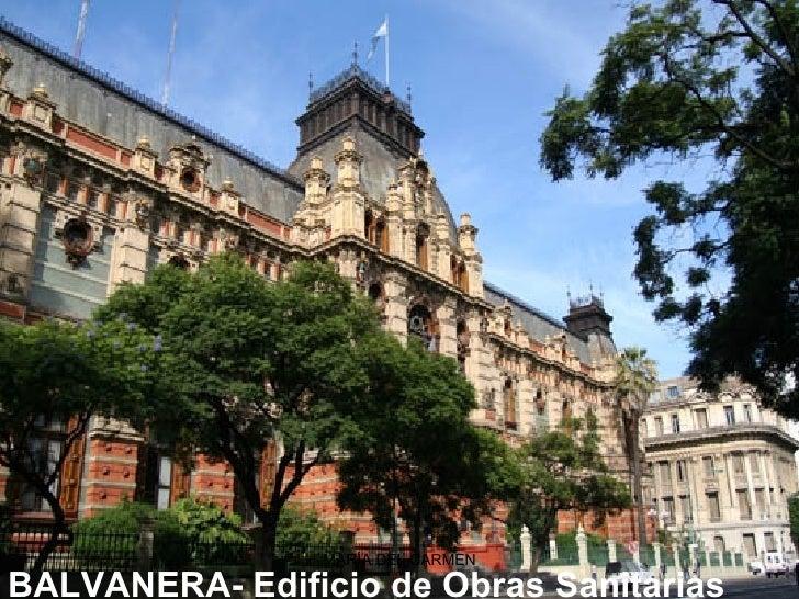 BALVANERA-Edificio de Obras Sanitarias