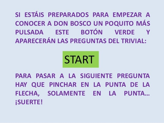 Test sobre Don Bosco realizado por Alumnos Slide 2