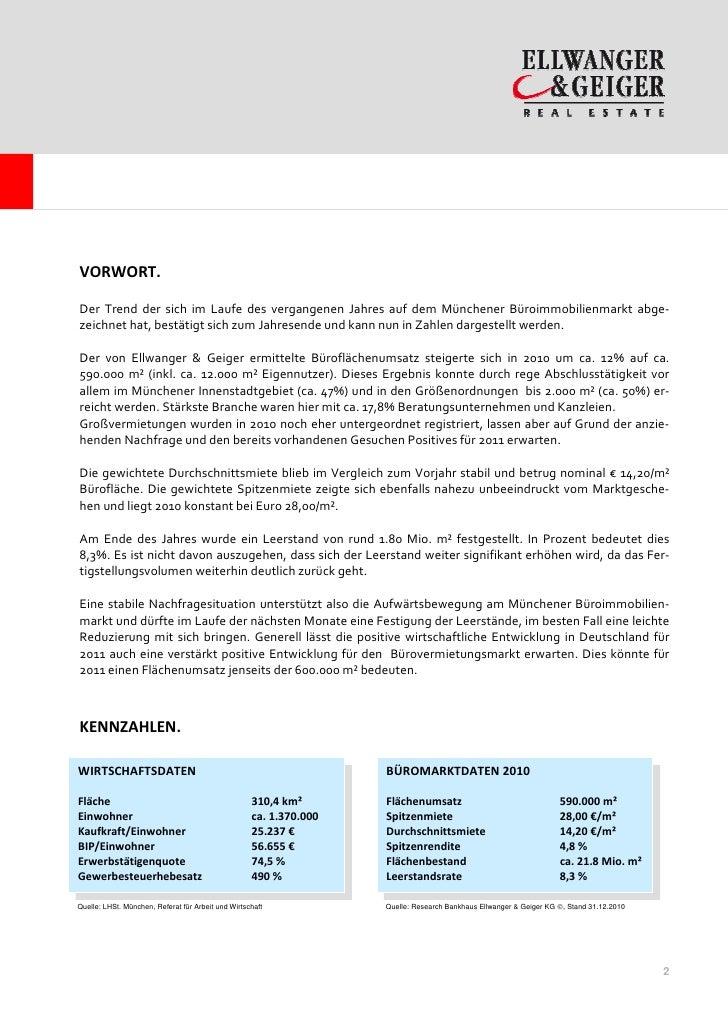 VORWORT.Der Trend der sich im Laufe des vergangenen Jahres auf dem Münchener Büroimmobilienmarkt abge-zeichnet hat, bestät...