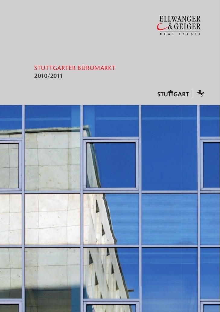 STUTTGARTER BÜROMARKT2010/2011