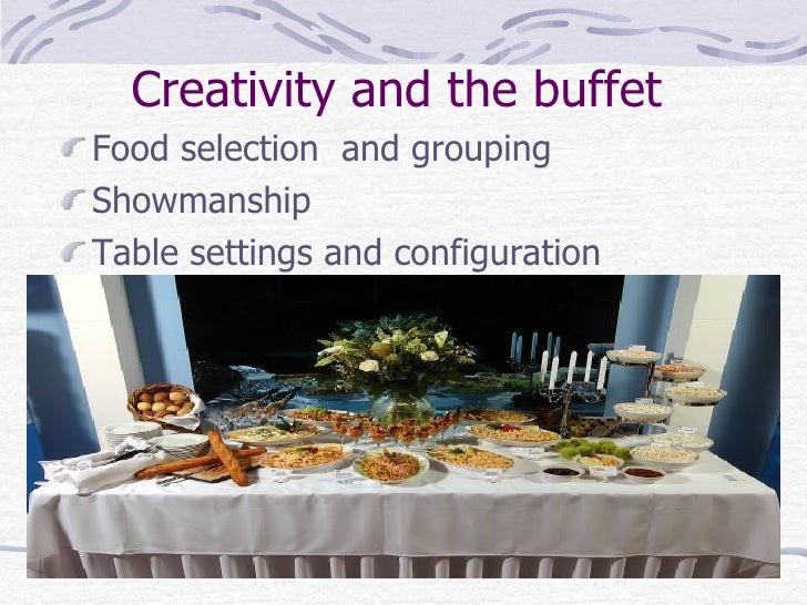 ... 7. Creativity and the buffet ...  sc 1 st  SlideShare & buffet-7-728.jpg?cb\u003d1262922408