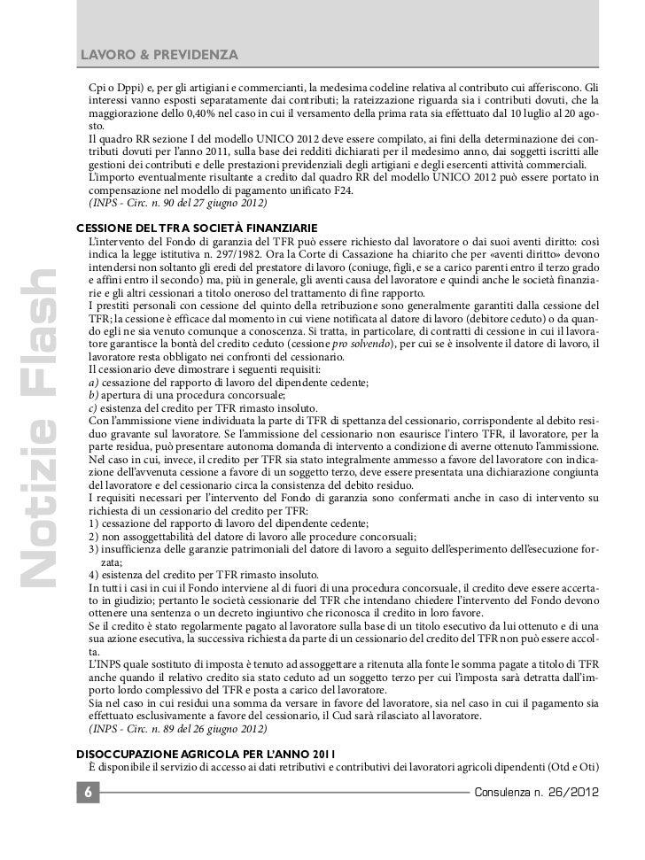 Buffetti rivista consulenza26 12 for Rivista casalinga per artigiani