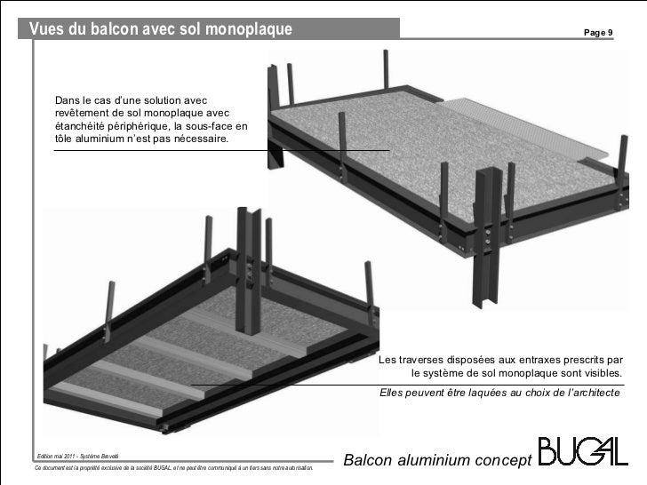 bugal balcon concept. Black Bedroom Furniture Sets. Home Design Ideas