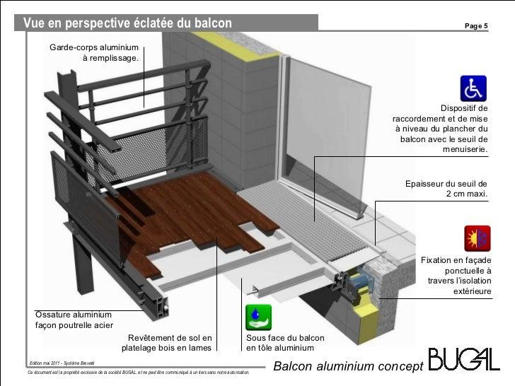 Bugal Balcon Concept