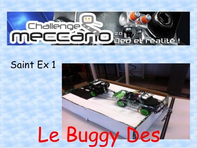 Le Buggy Des Saint Ex 1