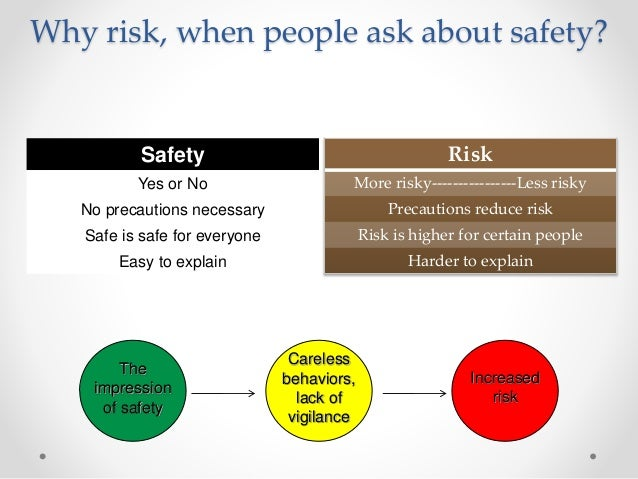 risk communication Definition of risk communication: exchange of information and opinions, and establishment of an effective dialogue, among those responsible for assessing.
