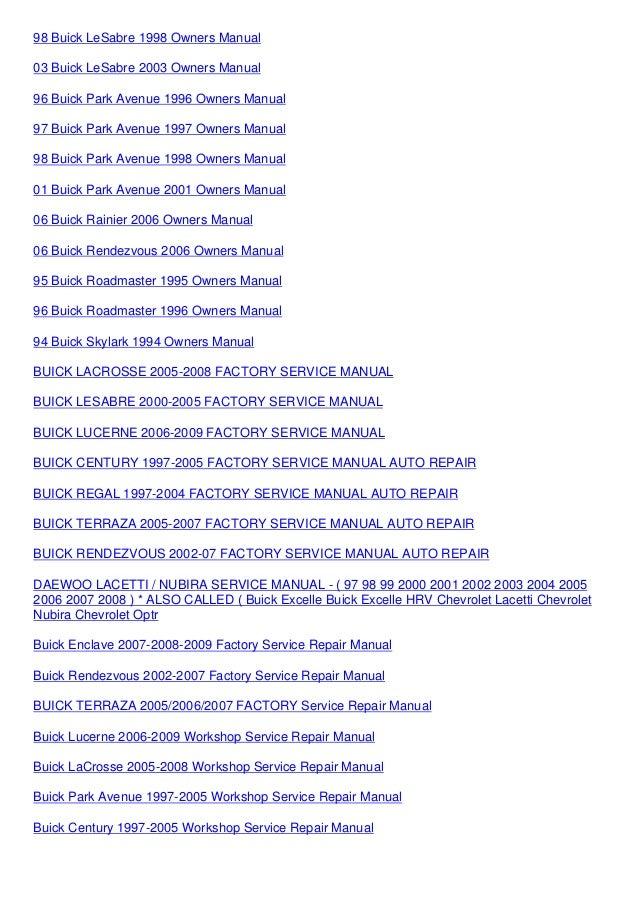 Haynes manual 99 buick lesabre ebook array haynes manual 99 buick lesabre ebook rh haynes manual 99 buick lesabre ebook letignet fandeluxe Choice Image