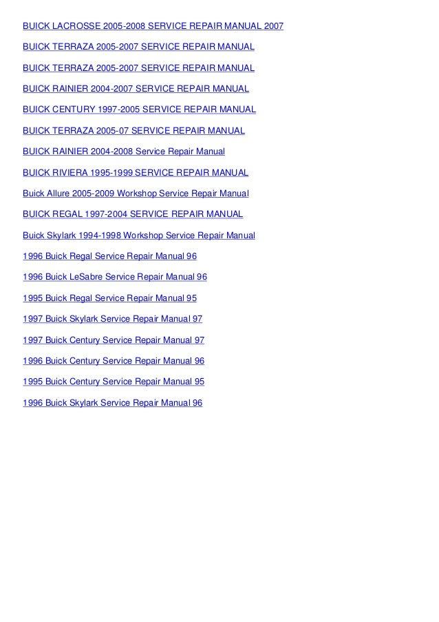 95 buick lesabre repair manual ebook rh 95 buick lesabre repair manual ebook fullybel