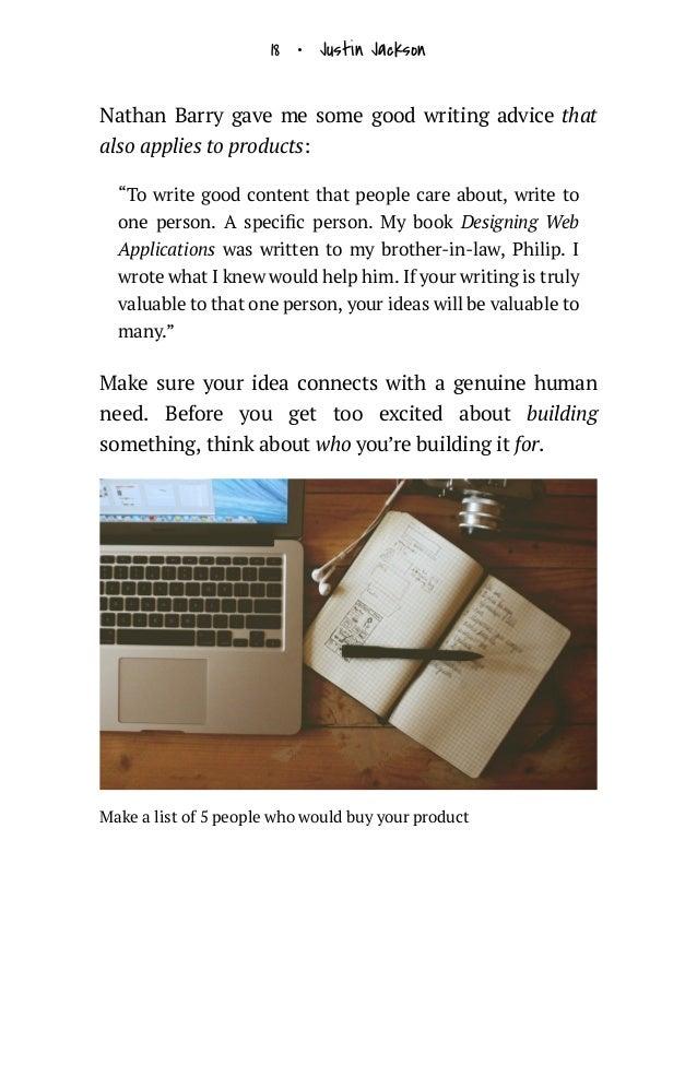 Justin Jackson S Build Launch Ebook Pdf