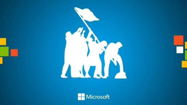 Windows Server 2012 eWindows 8 = melhoresjuntos Fabio Hara e Vinícius Apolinário Technical Evangelism Team Microsoft Brasi...