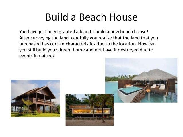 Build A Beach House You Have ...