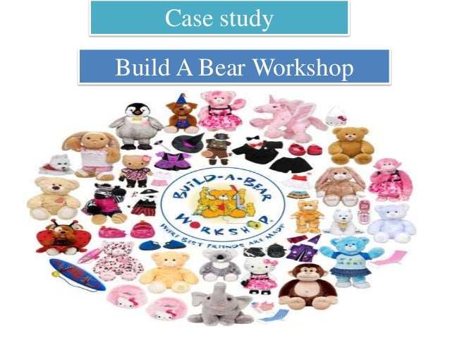 build a bear case analysis response Home case study build a bear build a memory response to the company case it is in my opinion that build-a-bear is doing an exceptional job in offering a product.
