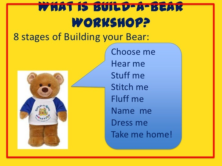 Build-A-Bear Workshop, Inc. - 4 P's | SWOT | PEST | Marketing Strategy