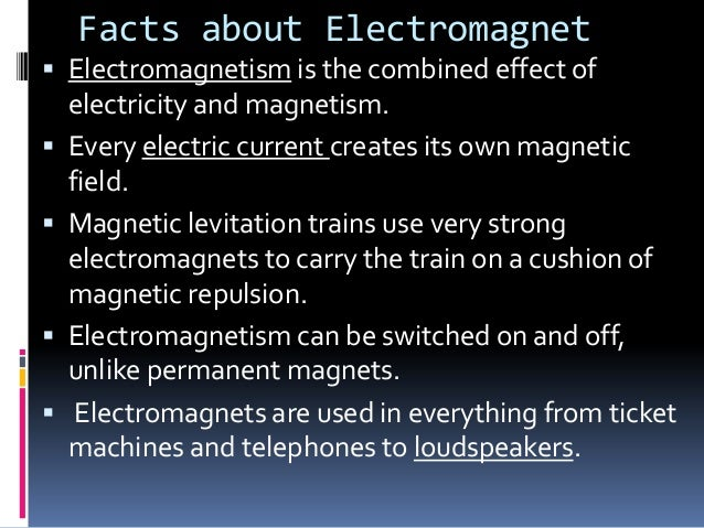 Build an electromagnet