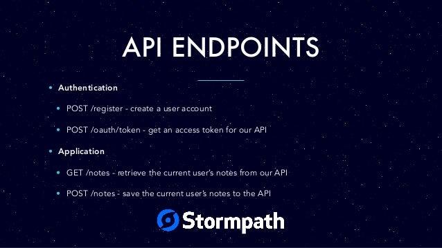 Build a REST API for your Mobile Apps using Node js