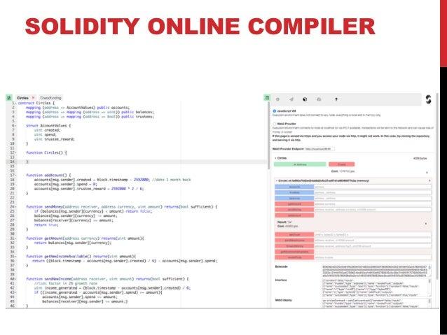 Build Dapps 1 3 Dev Tools