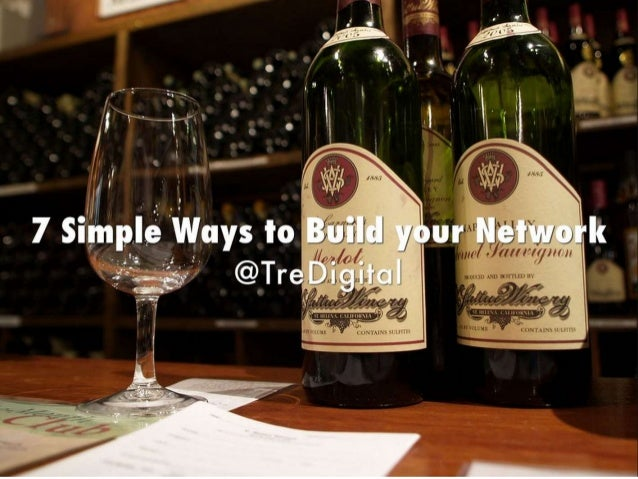 KEEP IT SIMPLE @Tredigital A) SHARE COMPELLING CONTENT B) ORGANIZE YOUR INFORMATION C) GROW AND ENGAGE YOUR AUDIENCE