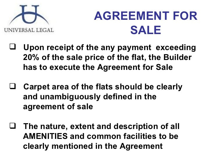 builder agreement