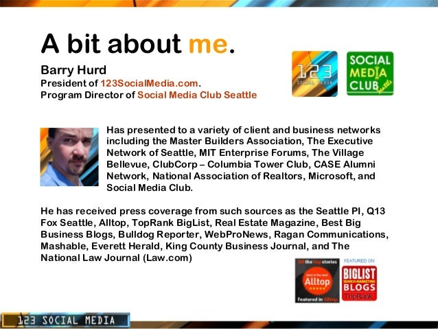 Brand Building with Social Media Slide 2