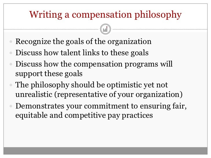 compensation strategies essay Essay on leadership strategy that drives business strategies - introduction leadership according many theories can be defined using differing dimensions, as a trait, a process, an emergence, ascribed leadership etc.