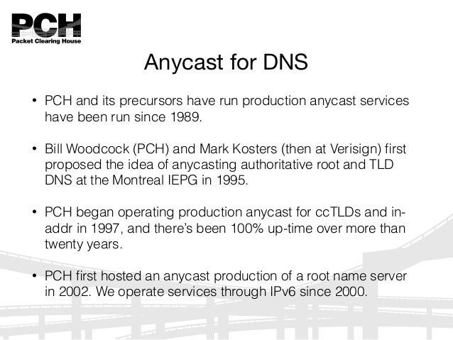 Building and operating a global DNS content delivery anycast