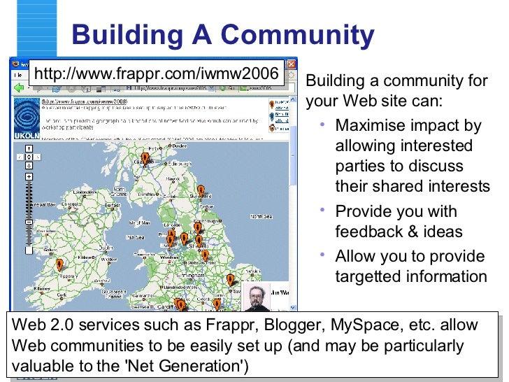 Building web resource
