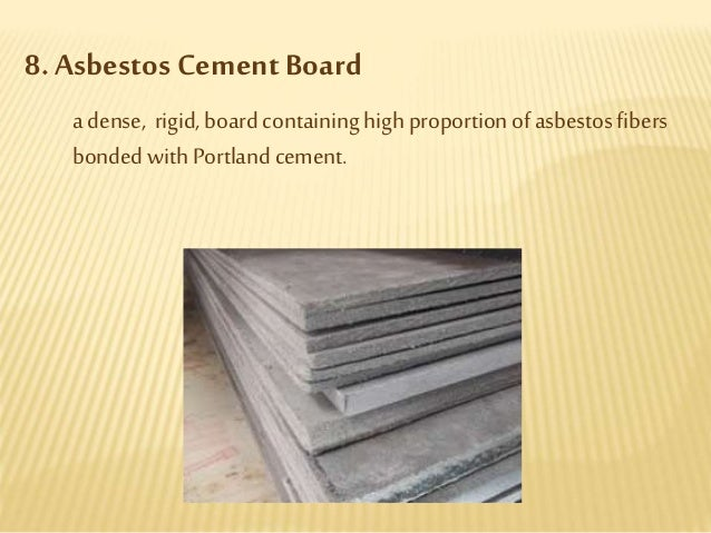Asbestos Cement Board : Bt building boards