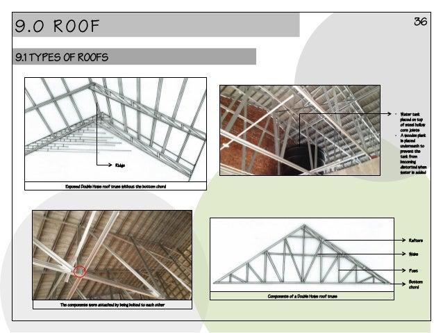 Building Construction 1 Report