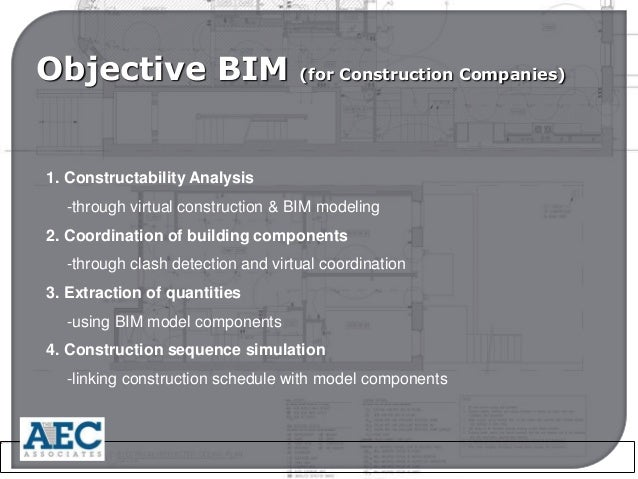Building information modeling bim outsourcing services benefits construction sequence simulation linking construction schedule with model components 4 altavistaventures Gallery