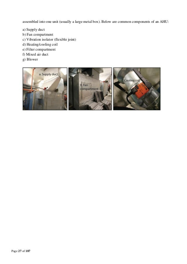 Assignment ducted exhaust fan