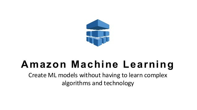 Building Smart Applications with Amazon Machine Learning.pdf