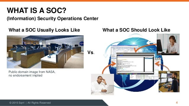 Building a Next-Generation Security Operations Center (SOC)