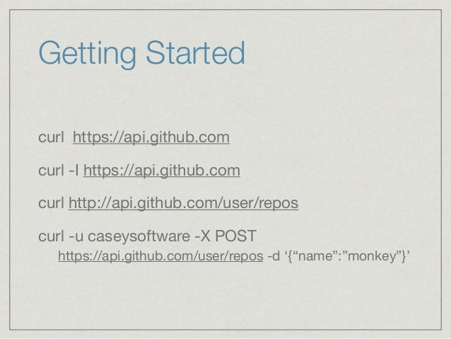 Building your API utility belt (Keith Casey)