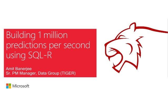 CIS Tiger Agenda • Data Science Process • Bringing Analytics to Data • Demo Using Lending Club Data • Optimization Tips