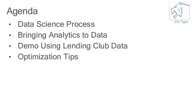 Building 1 million predictions per second using SQL-R Slide 2