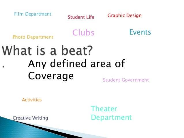 Film Department                   Graphic Design                   Student LifePhoto Department                     Clubs ...