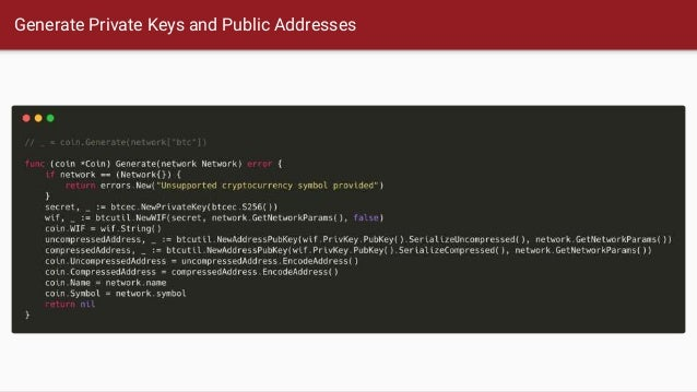 Building a Bitcoin Hardware Wallet with Golang and a