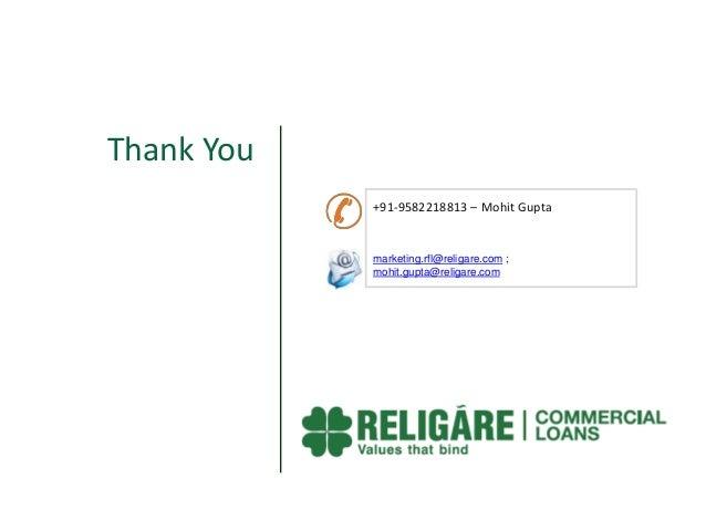 +91-9582218813 – Mohit Gupta marketing.rfl@religare.com ; mohit.gupta@religare.com Thank You