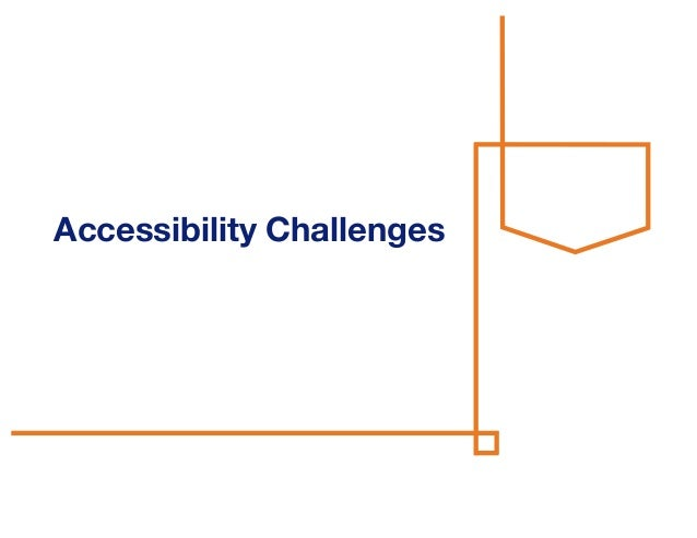 Building Accessibility into an Agile Environment Slide 3