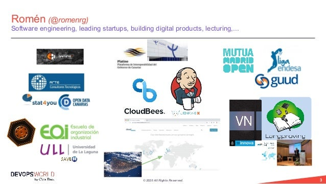 Building a Cloud Native Platform to Provide Lab Instances at CloudBees University Slide 3