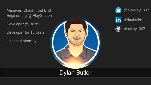 Dylan Butler & Oliver Hager - Building a cross platform cryptocurrency app Slide 3