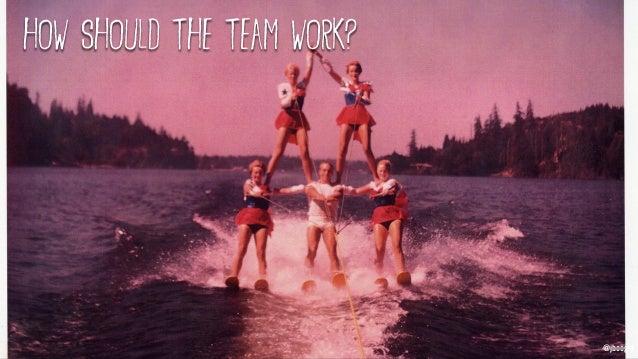 @jboogie how should the team work? @jboogie