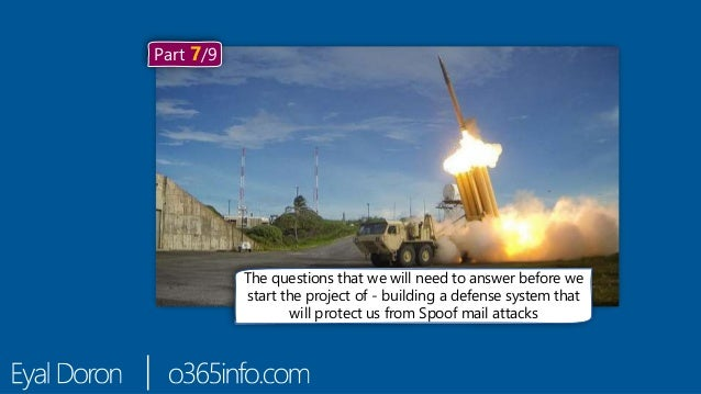 Part 7/9 The questions that we will need to answer before we start the project of - building a defense system that will pr...