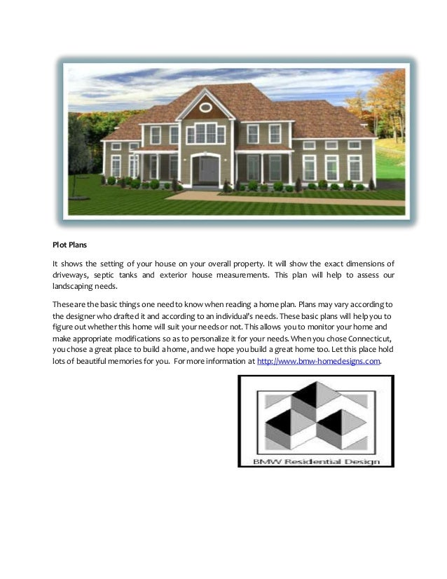 Read House Plan Measurements House And Home Design