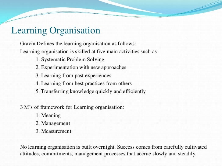 contribute to organization development assignment 1 1 chapter 7: international assignments b sebastian reiche and anne-wil   international transfer can in fact lead to organization development defined as the.