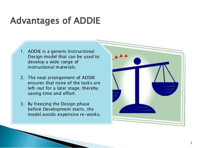ADDIE- An Instructional Systems Design Model