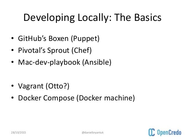 J1 2015 building a microservice ecosystem some assembly for Otto hashicorp